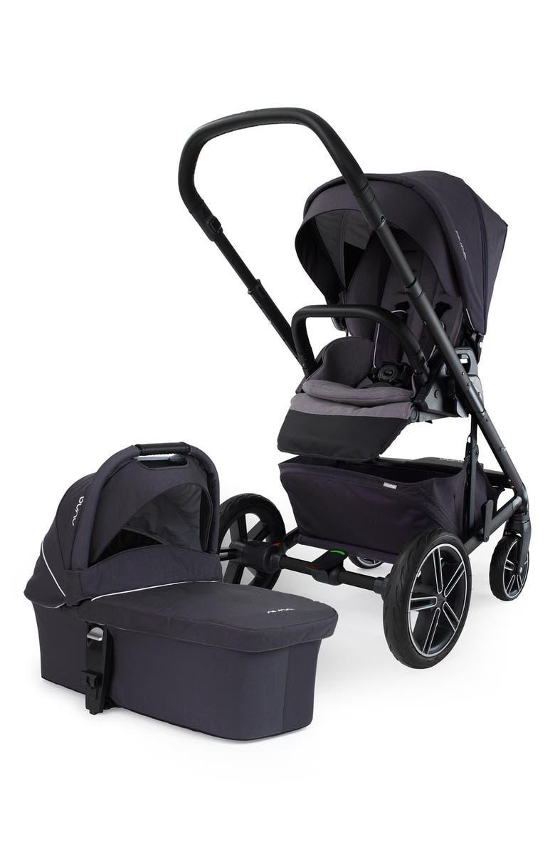 NUNA MIXX Single Stroller & Bassinet, Main, color, 002