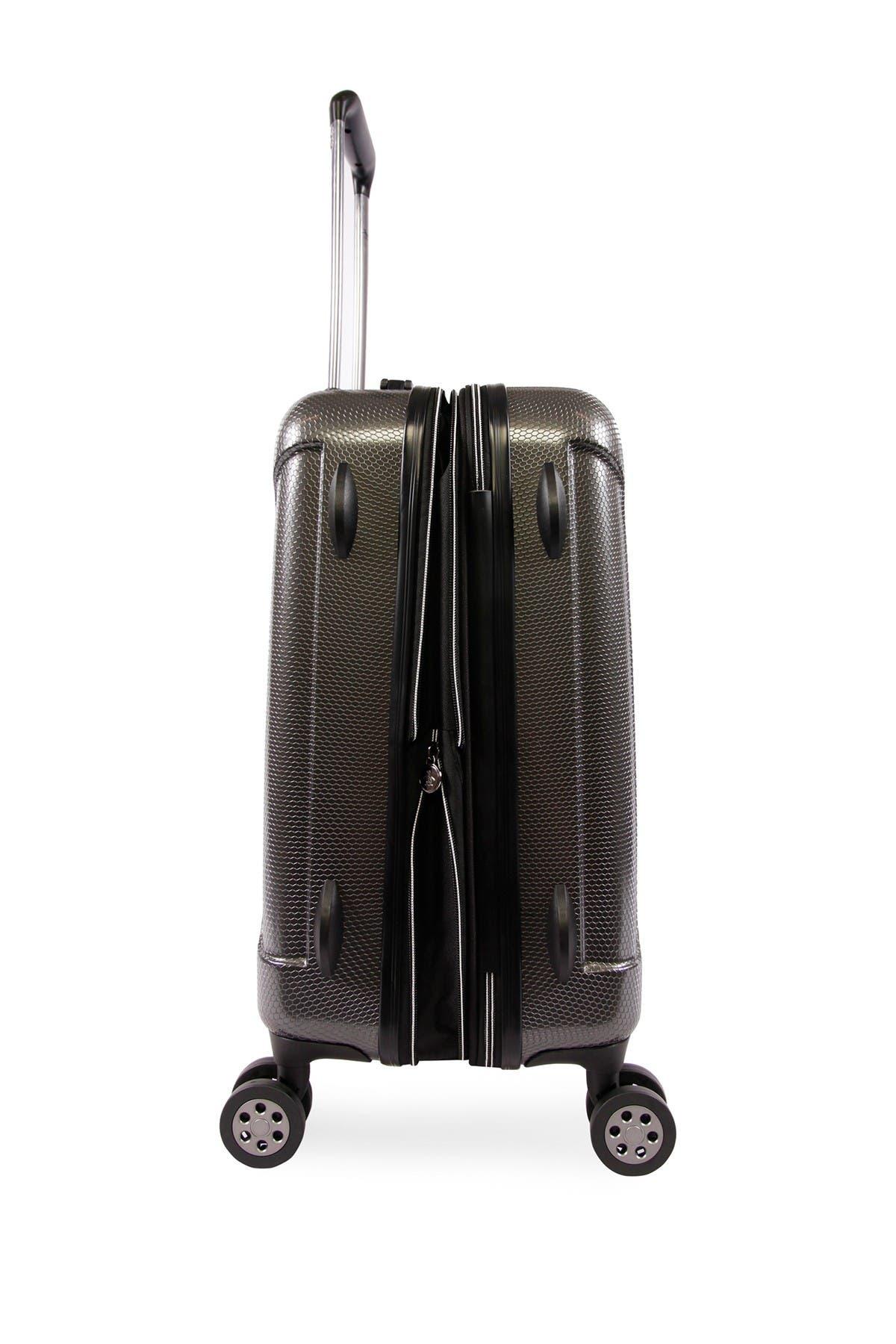 "Original Penguin Crest 21"" Expandable Hardside Carry-On Spinner"