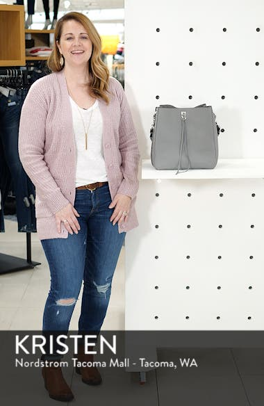 Darren Deerskin Leather Shoulder Bag, sales video thumbnail
