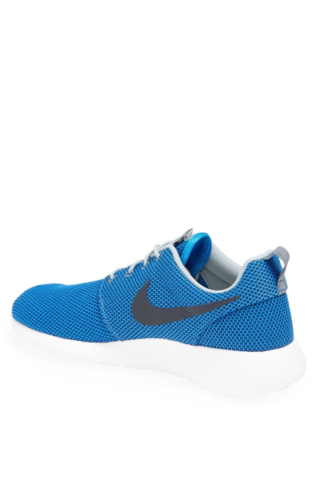 ,                             'Roshe Run' Sneaker,                             Alternate thumbnail 104, color,                             403