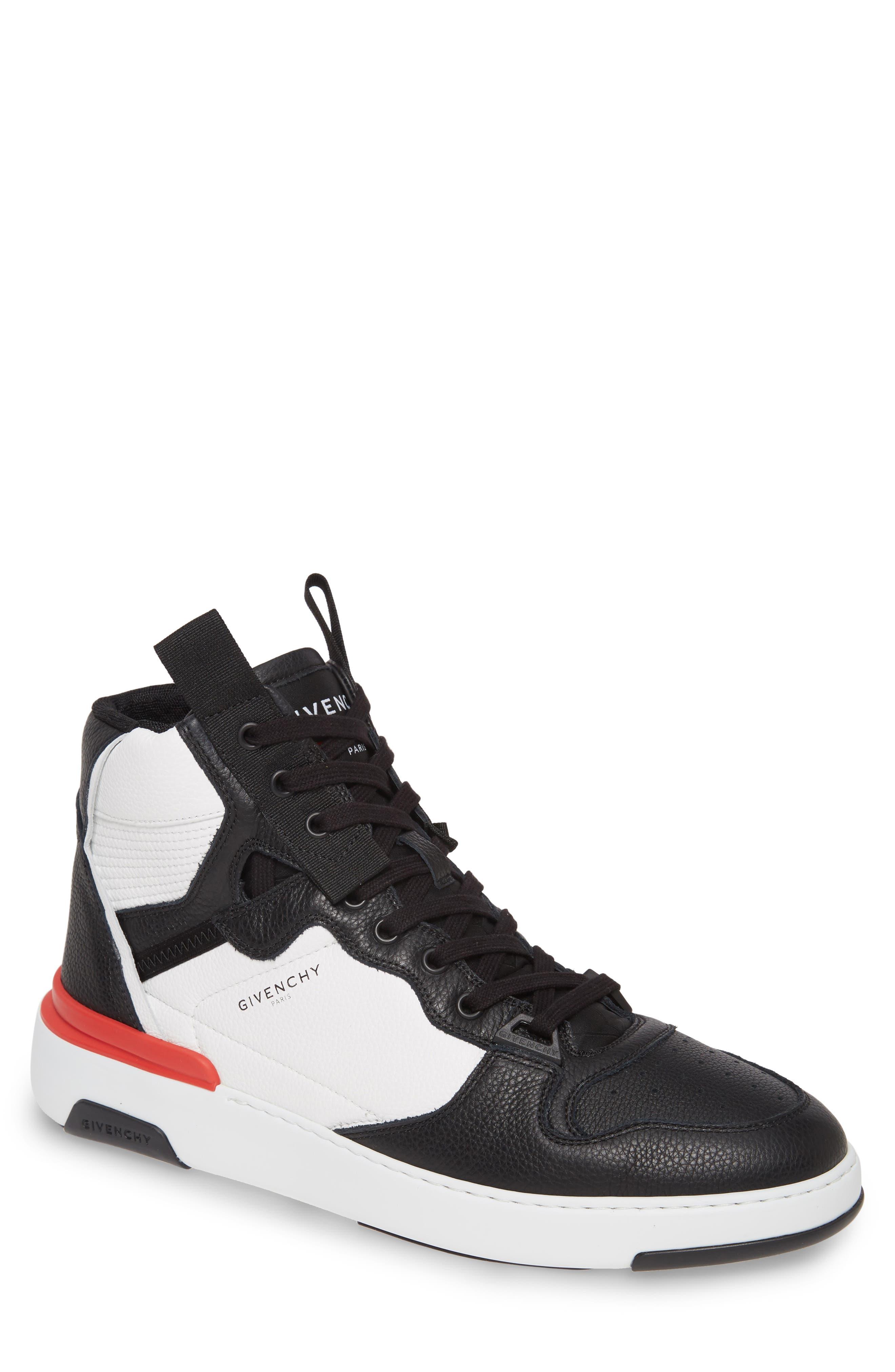 Givenchy High Top Sneaker (Men) | Nordstrom