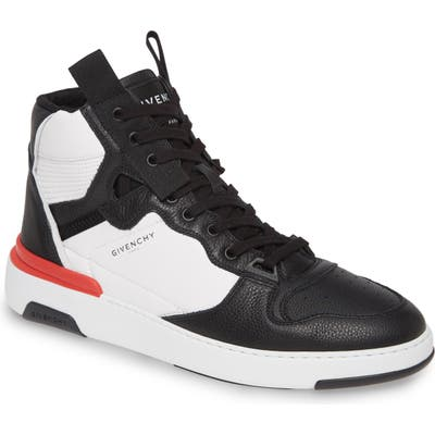 Givenchy High-Top Sneaker, Black
