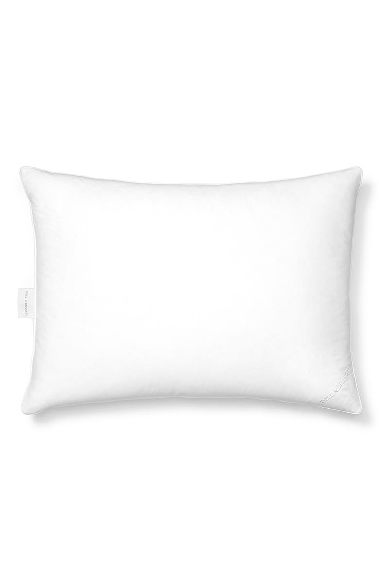 BOLL & BRANCH PrimaLoft<sup>®</sup> Alternative Down Pillow, Main, color, SOFT