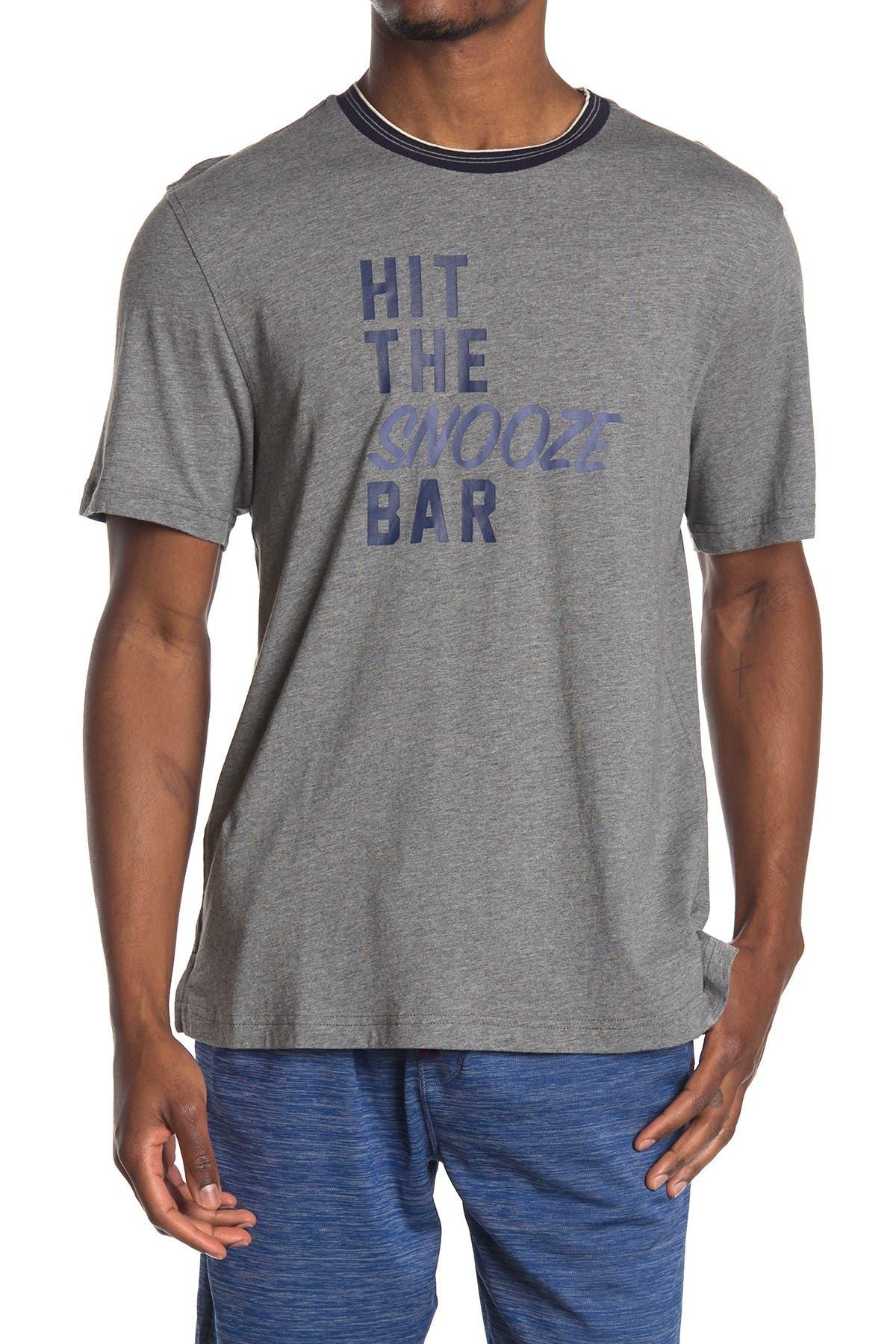 Image of Tommy Bahama Snooze Bar Pajama T-Shirt