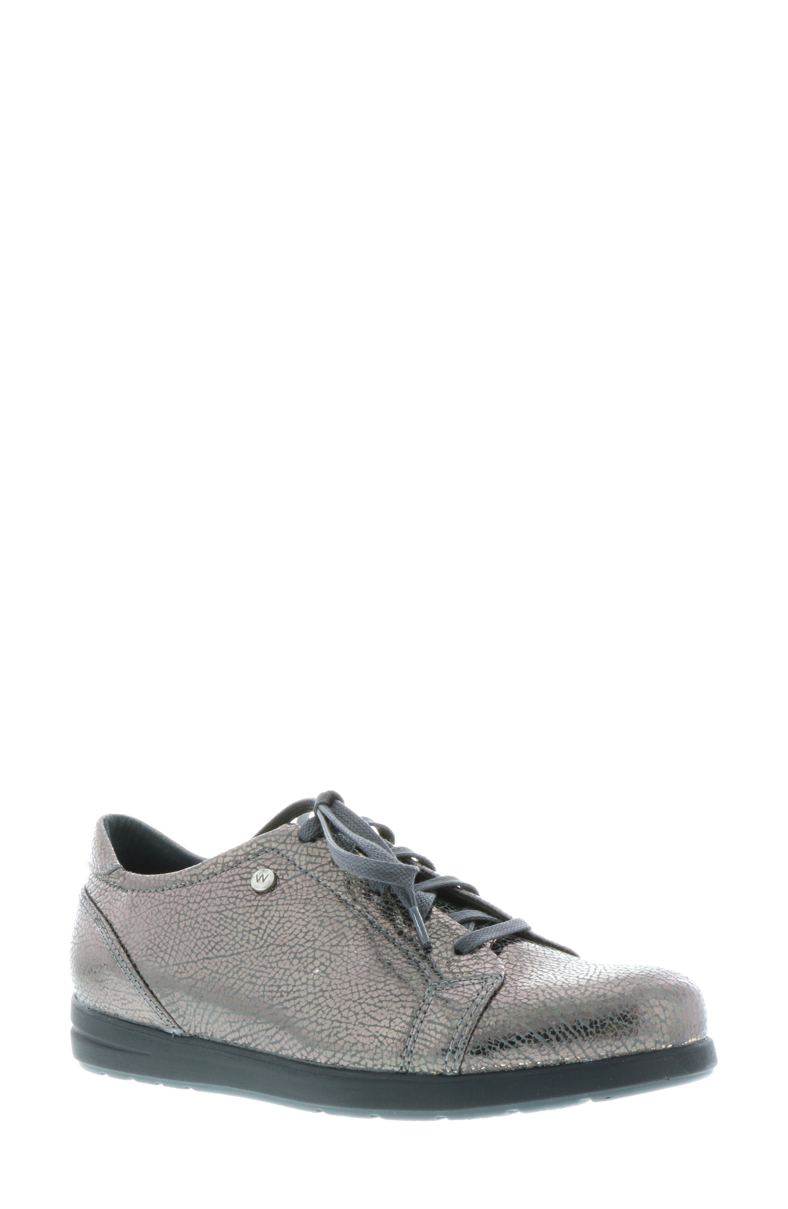 Wolky Kinetic Sneaker-9 - Grey