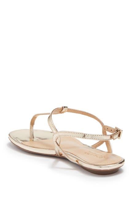 Image of Schutz Anaielle Thong Toe Sandal