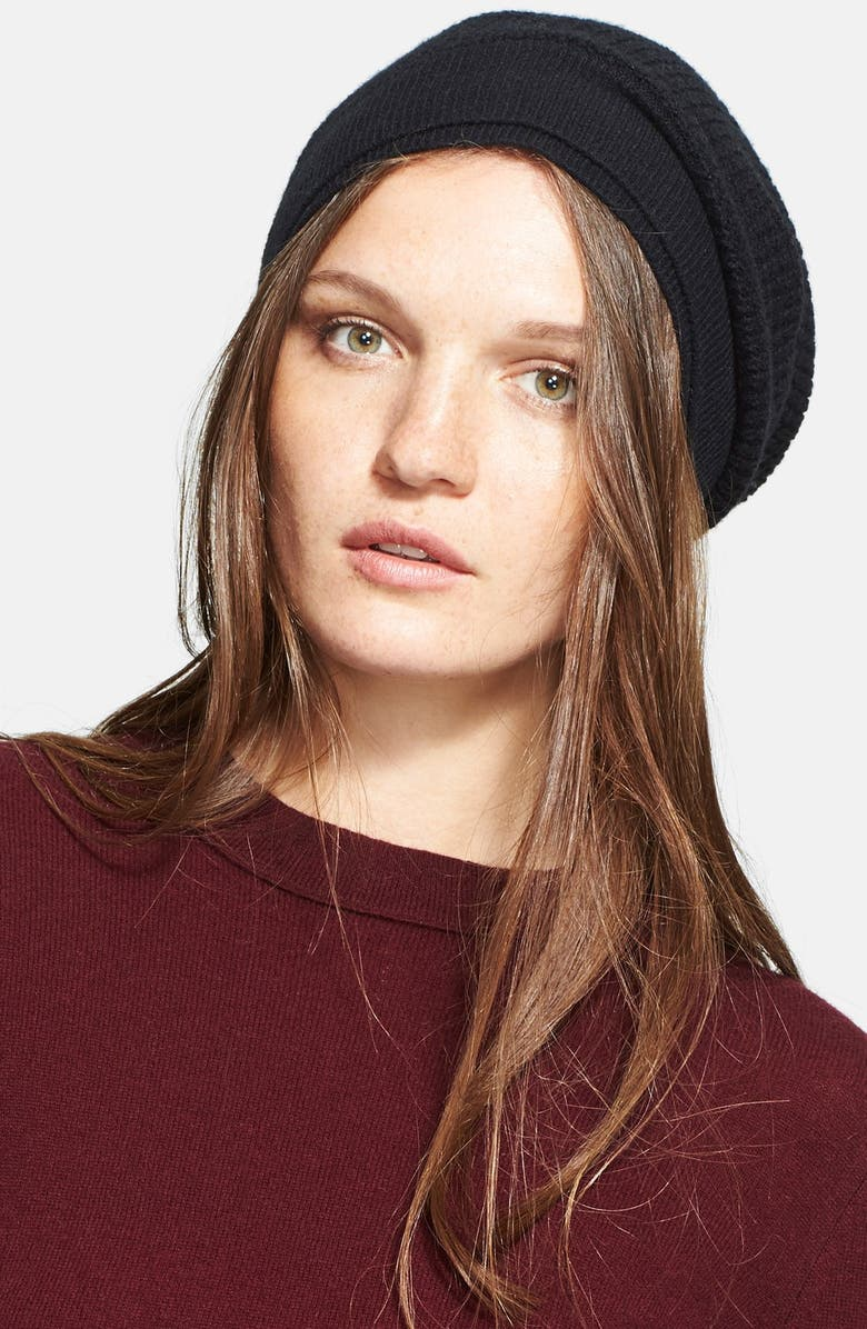 VINCE Thermal Beanie, Main, color, 001