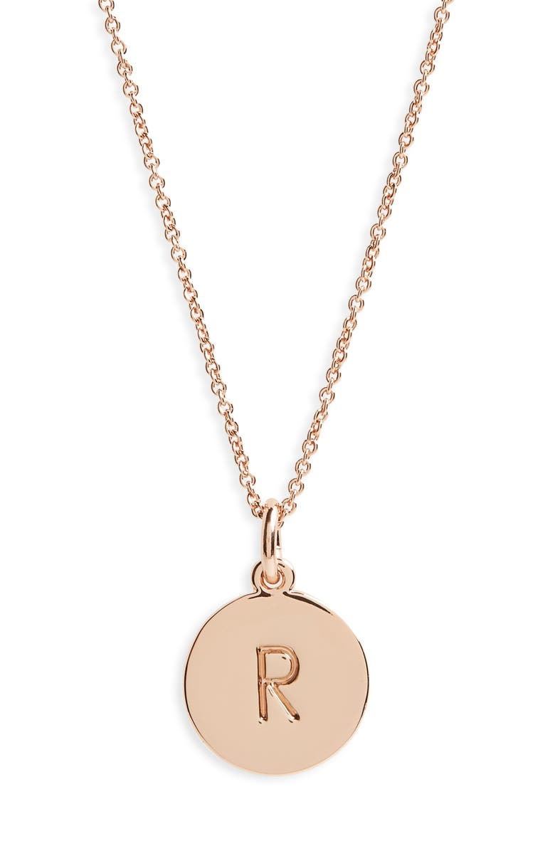KATE SPADE NEW YORK one in a million pendant necklace, Main, color, 657