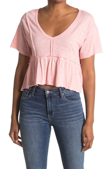 Image of Abound Babydoll Tee