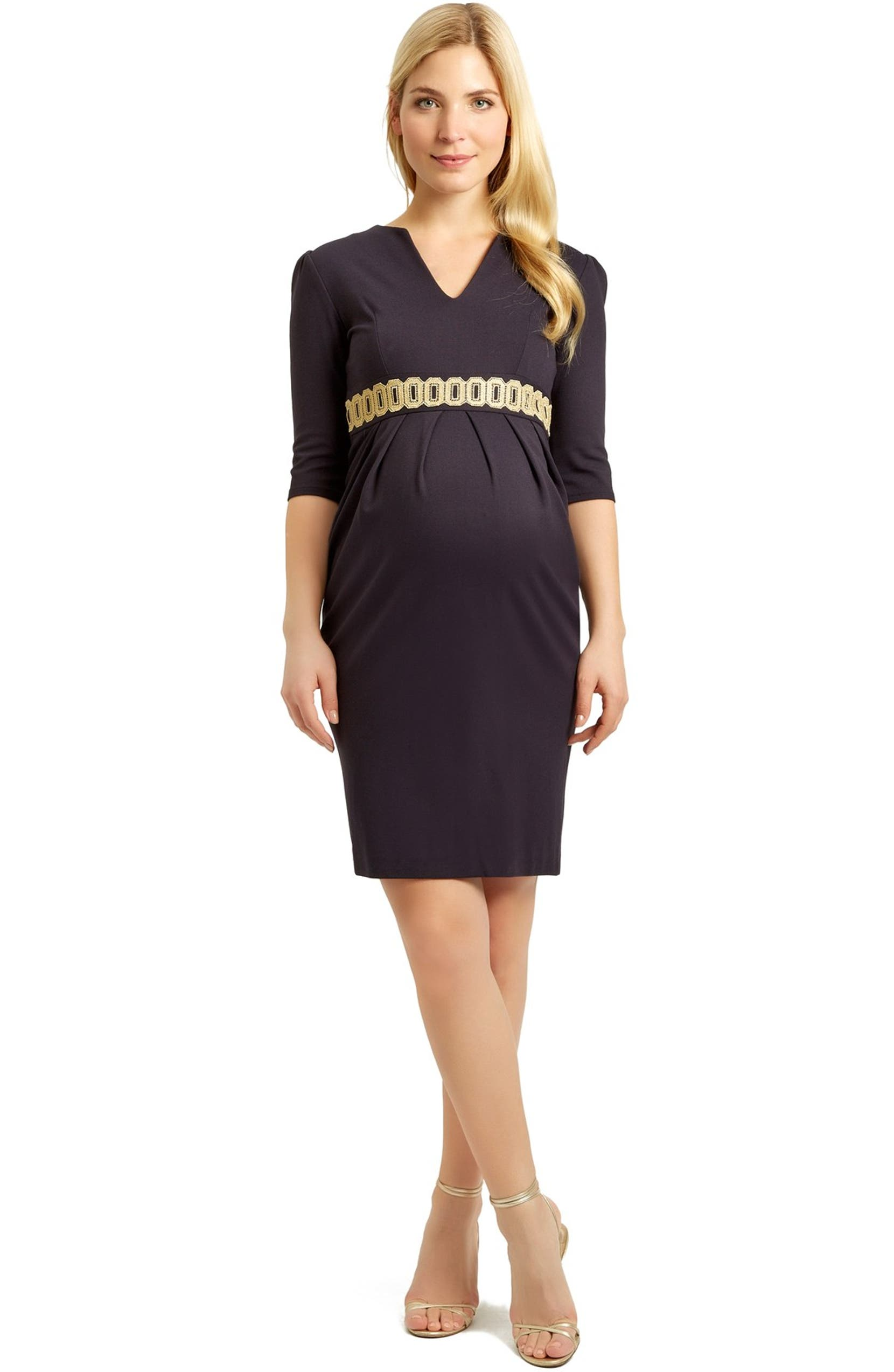 3d6d4a78313d7 Madderson London 'Coco' Maternity Dress | Nordstrom