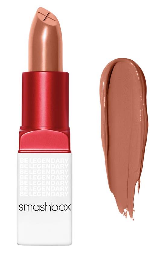Smashbox Lips BE LEGENDARY PRIME & PLUSH LIPSTICK