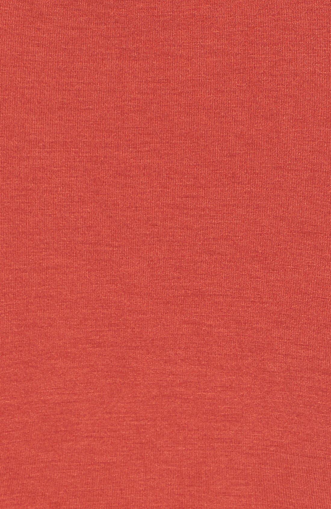 ,                             High Neck Maxi Dress,                             Alternate thumbnail 136, color,                             800
