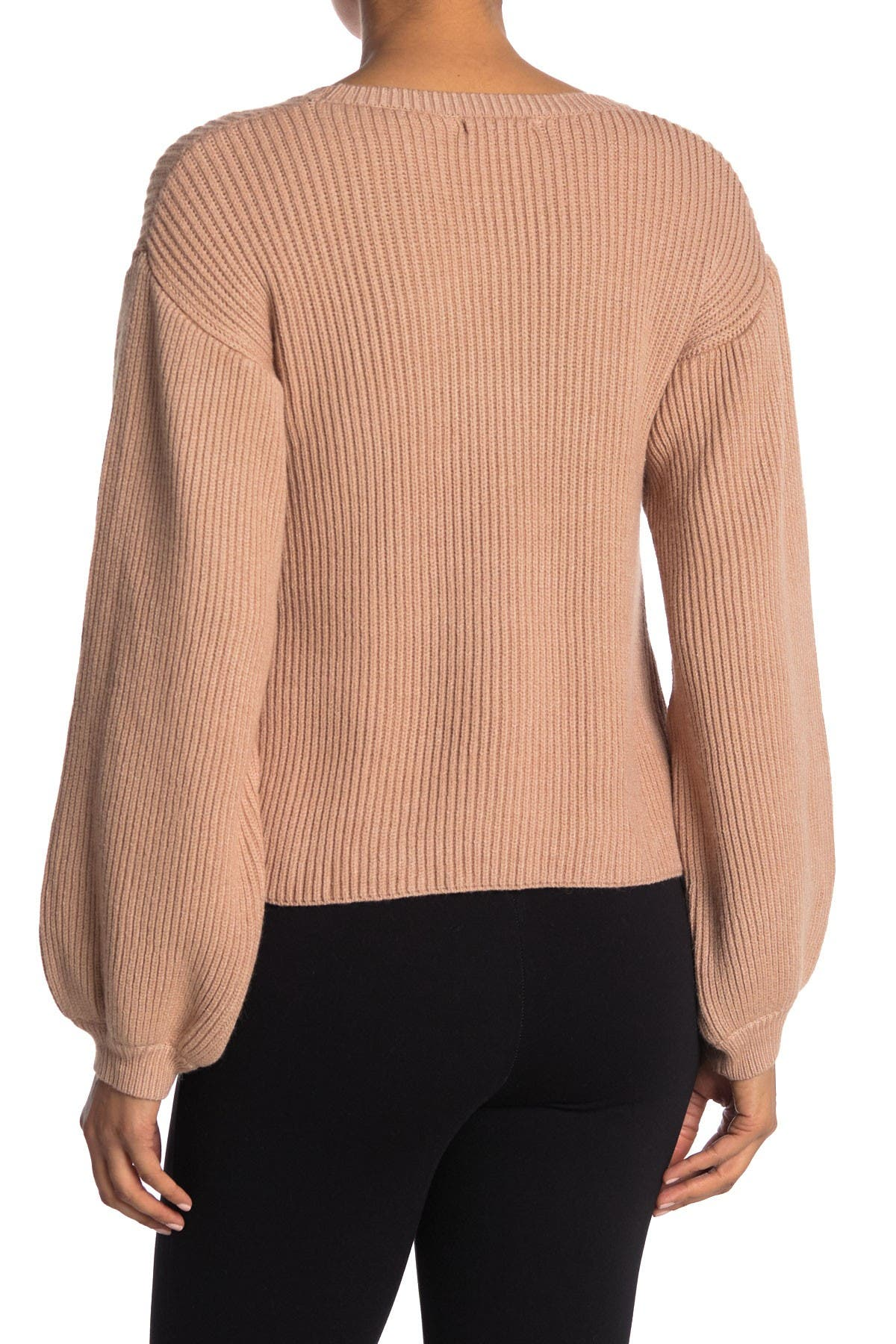 Image of Maisie Peter Bishop Sleeve Sweater