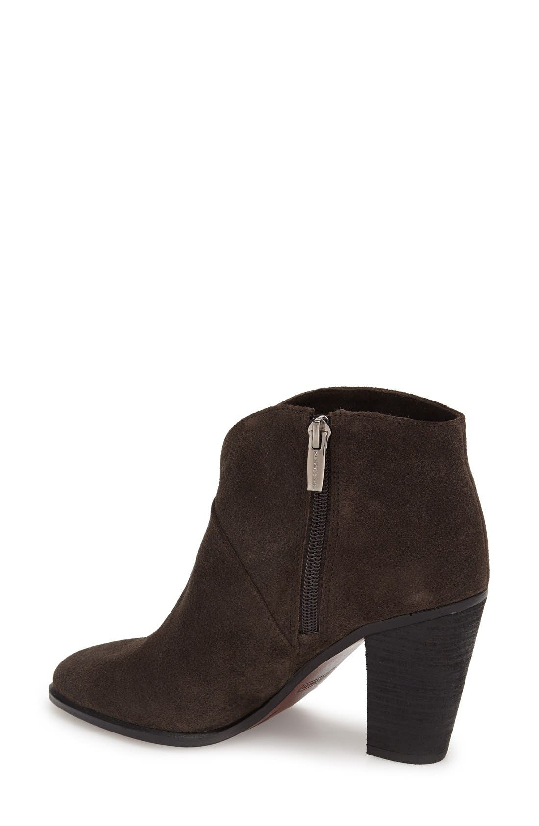 ,                             'Franell' Western Bootie,                             Alternate thumbnail 6, color,                             021