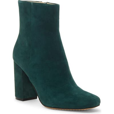Vince Camuto Dannia Bootie- Green
