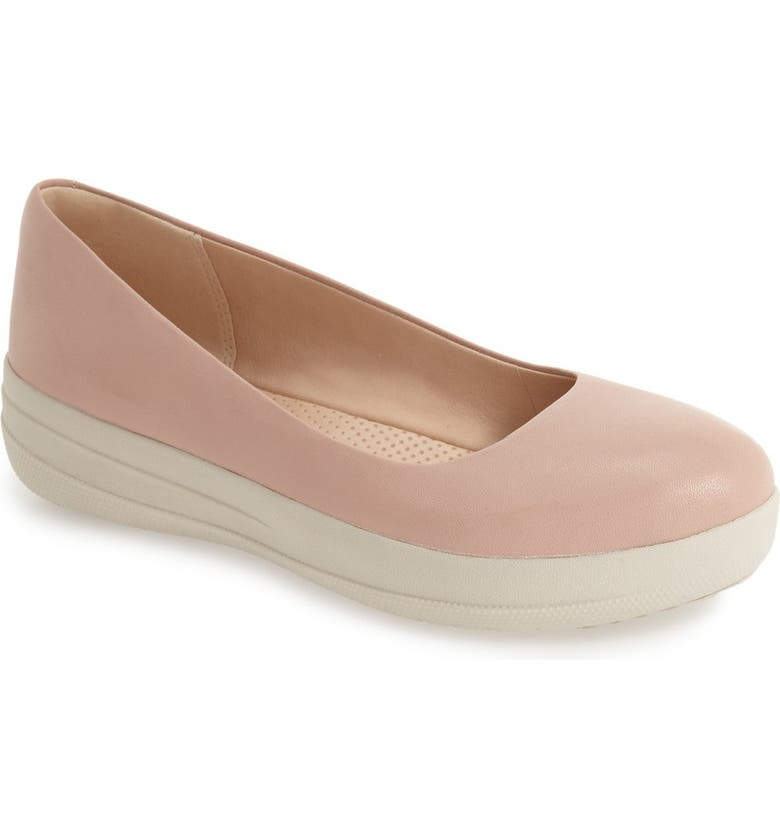 FITFLOP 'Sportyballerina' Flat, Main, color, 900