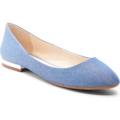 Jessica Simpson Ginly Ballet Flat- Blue