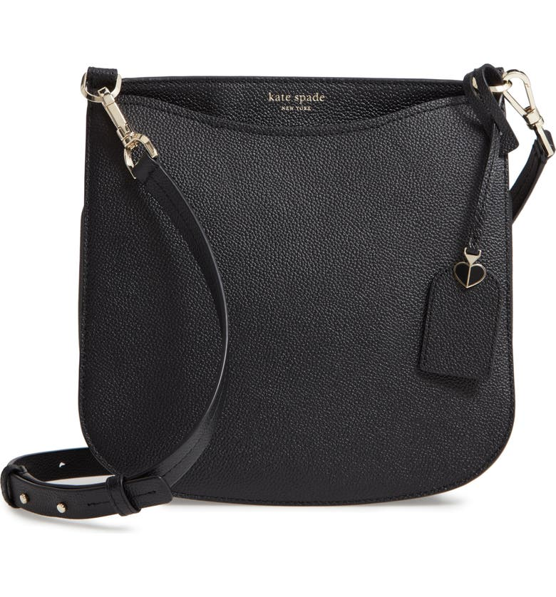 KATE SPADE NEW YORK margaux large crossbody bag, Main, color, 001