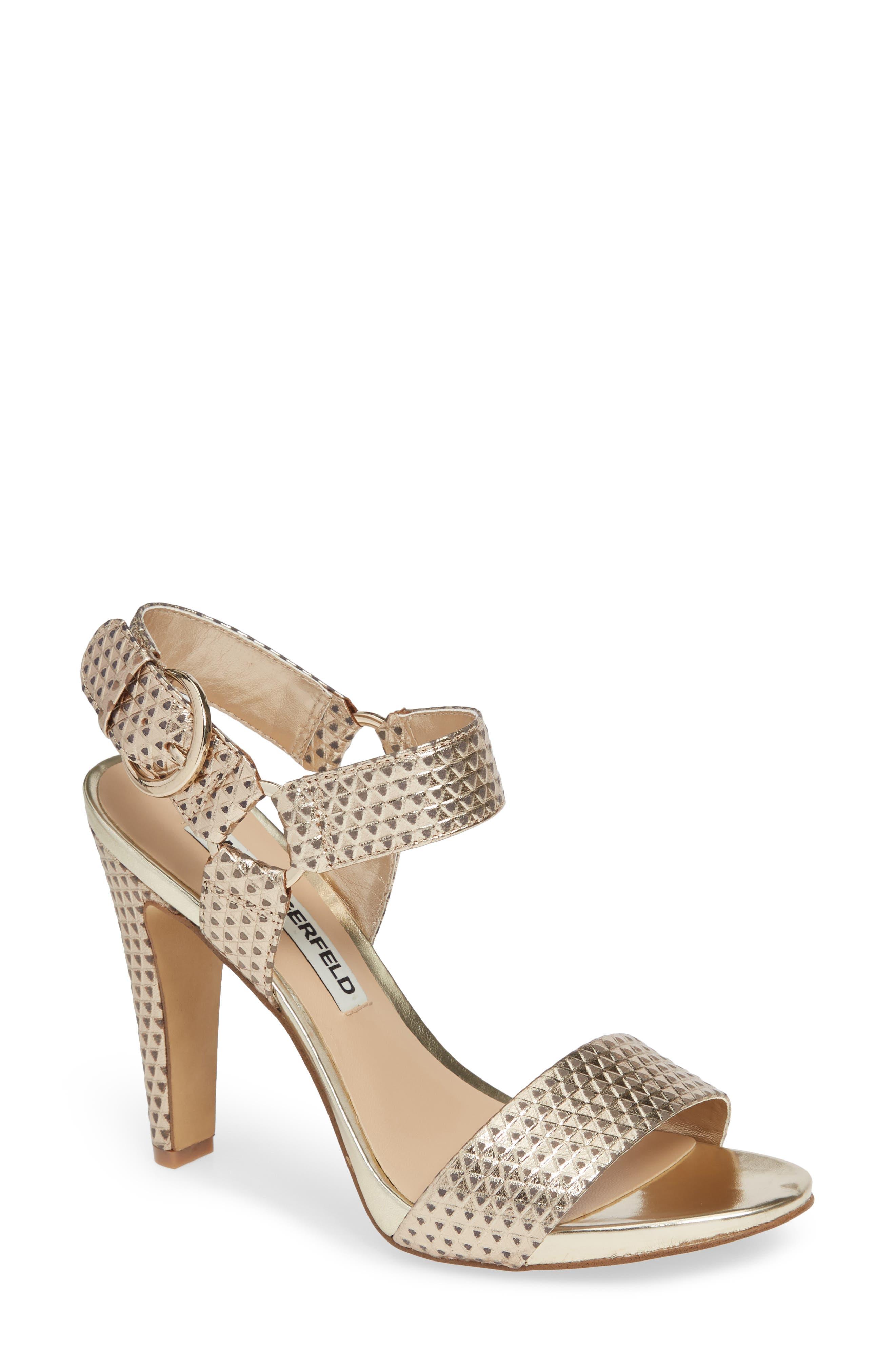 Karl Lagerfeld Paris Cieone Sandal (Women)