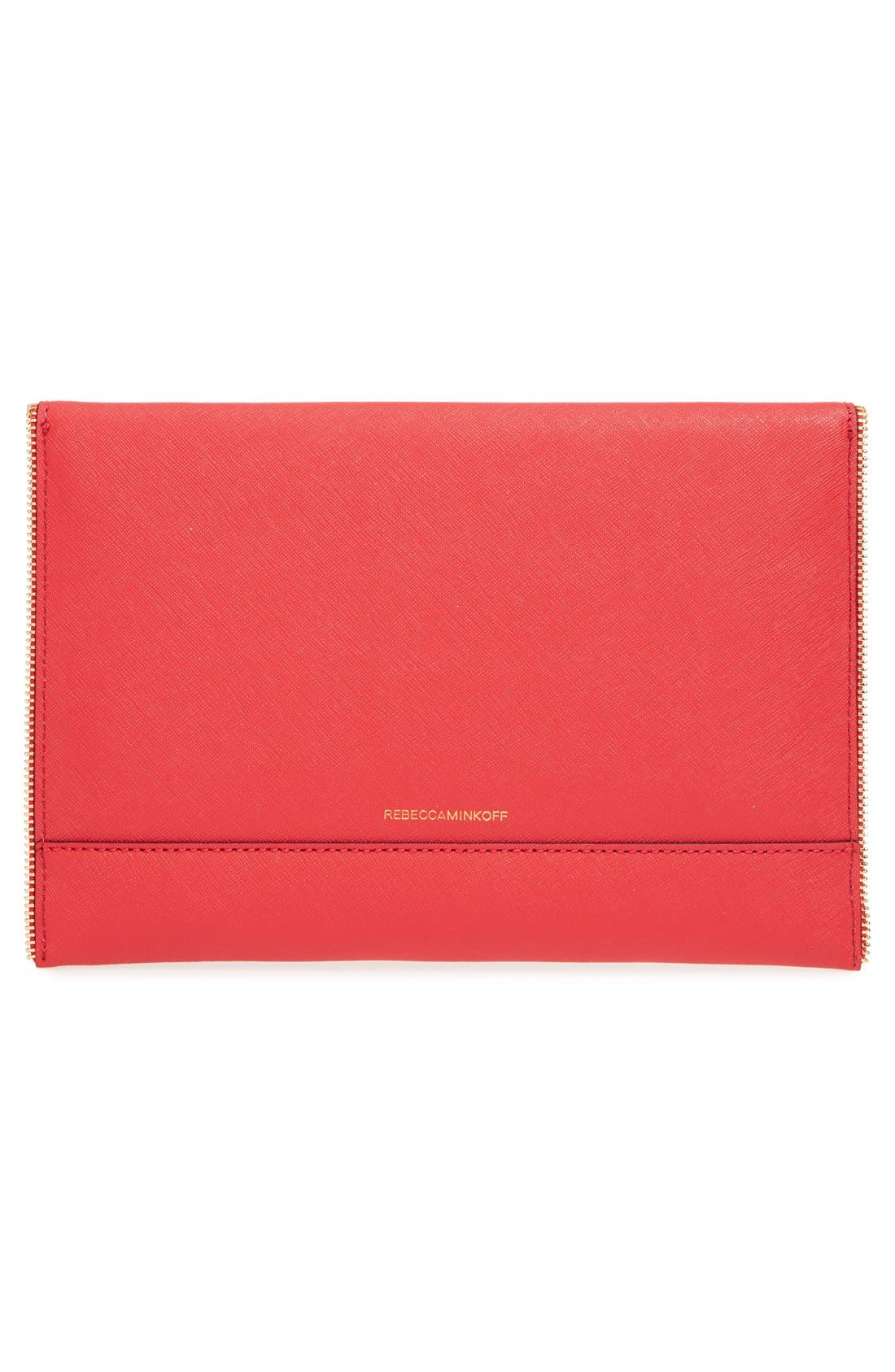 ,                             Leo Envelope Clutch,                             Alternate thumbnail 244, color,                             600
