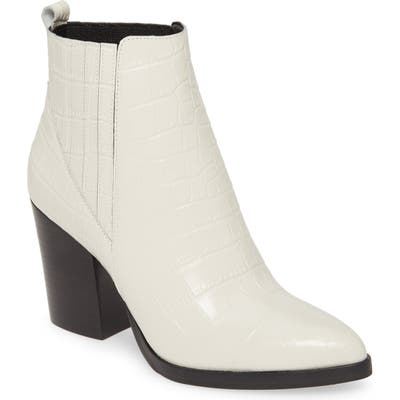 Marc Fisher Ltd Alva Bootie- White