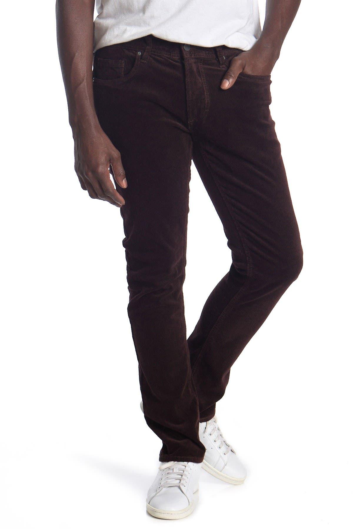 Image of BLANKNYC Denim Wooster Slim Corduroy Pants