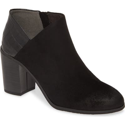 Bc Footwear Kettle Vegan Block Heel Bootie, Black