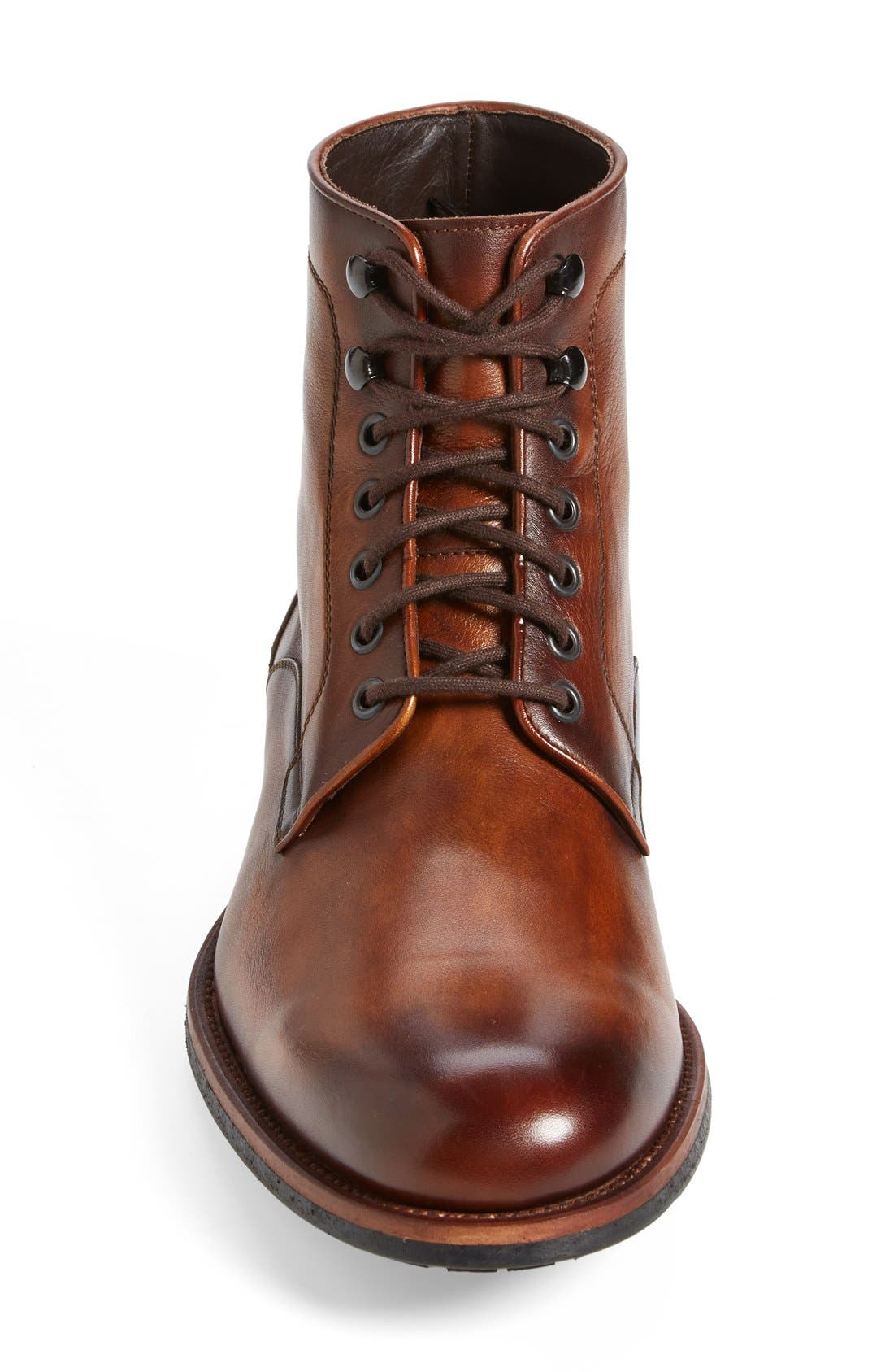 ,                             'Marcelo' Plain Toe Boot,                             Alternate thumbnail 17, color,                             210