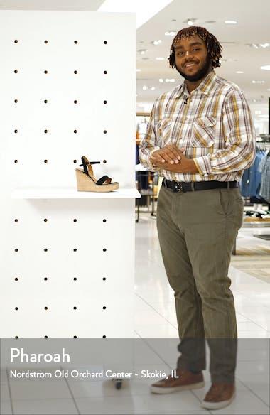Kika Platform Wedge Sandal, sales video thumbnail