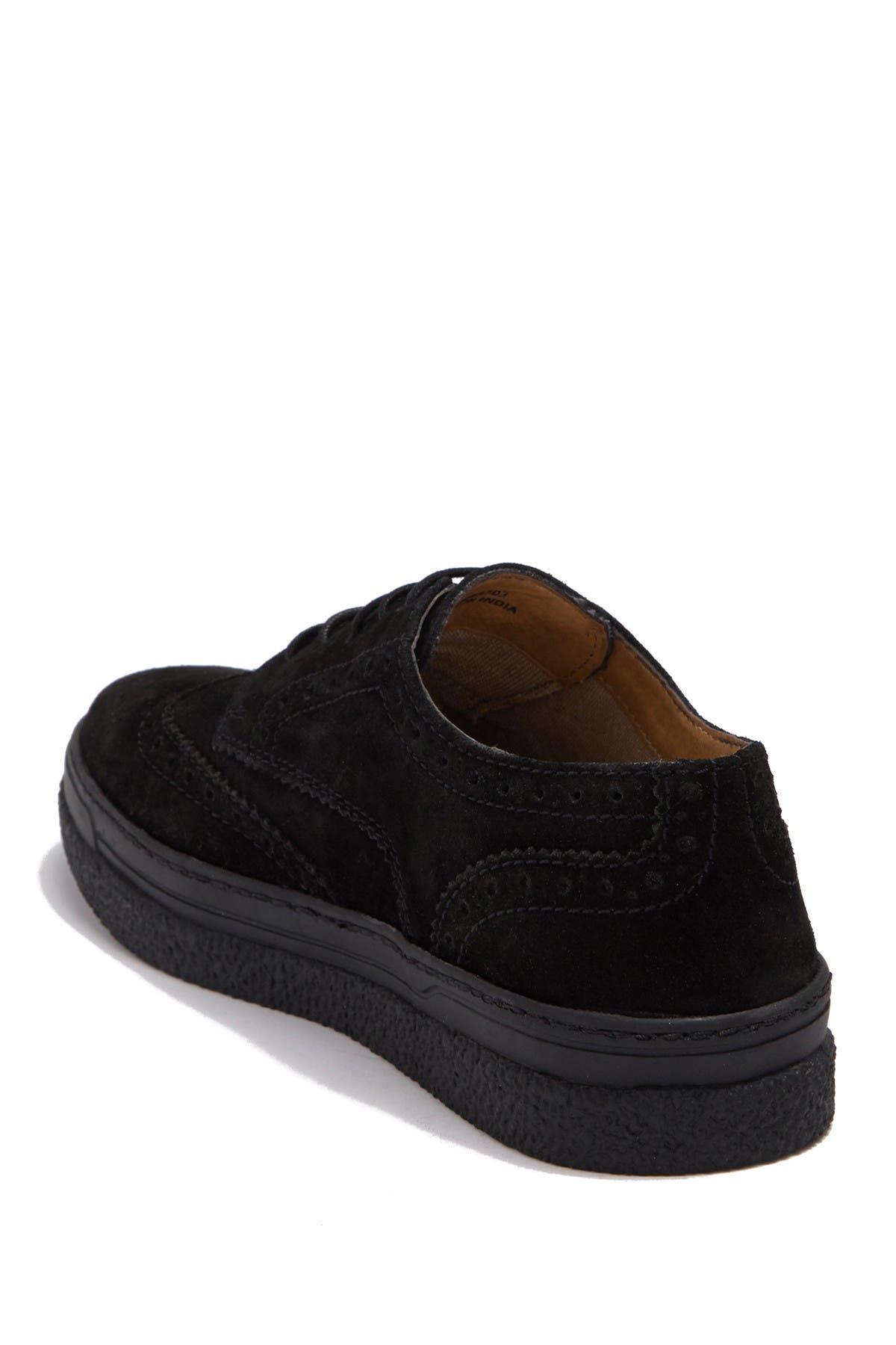 TOPMAN   Vesper Brogue Sneaker