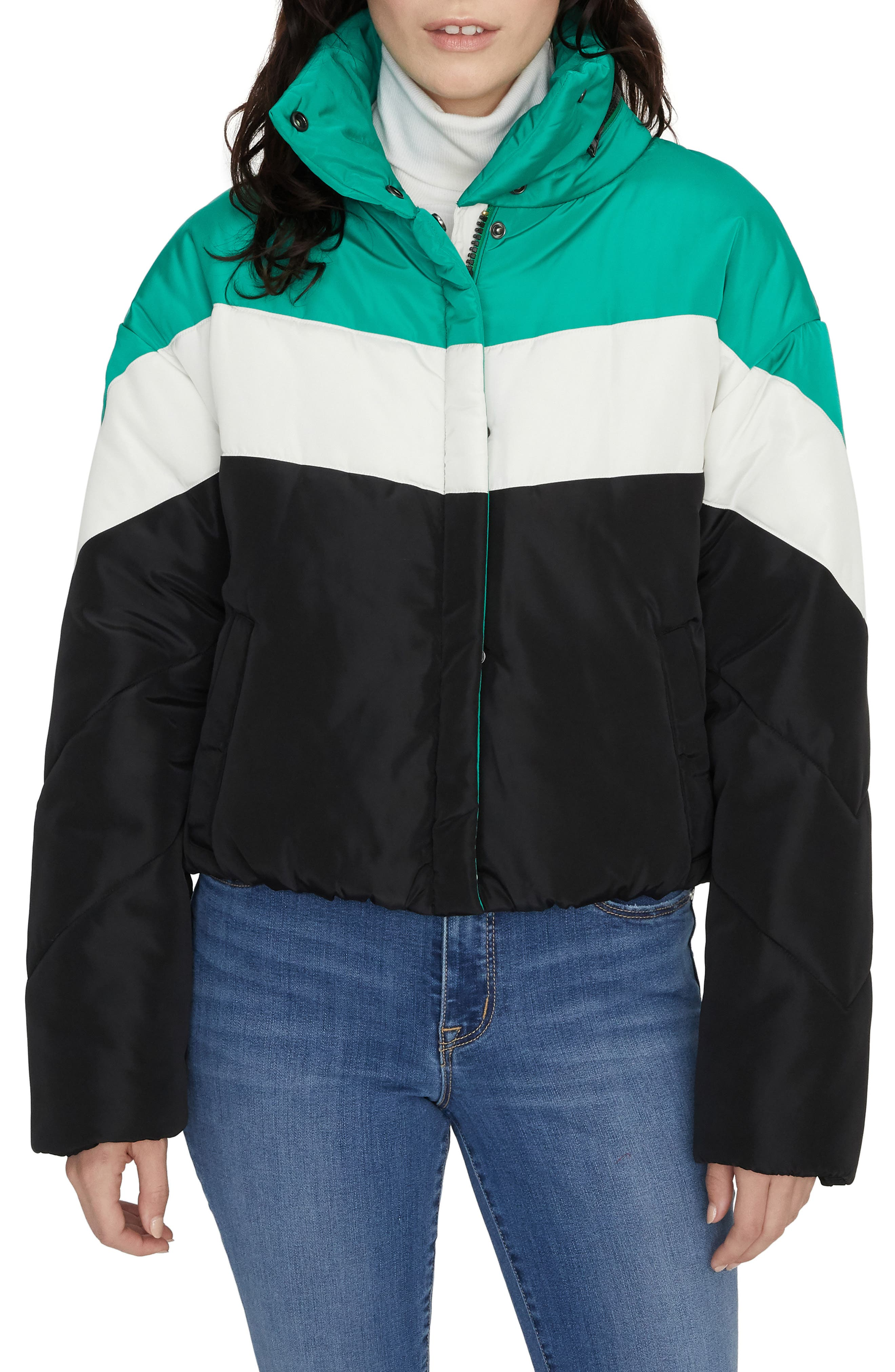 Image of Sanctuary Ski Club Puffer Jacket
