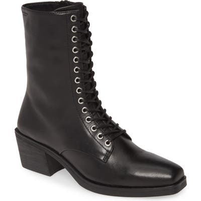 Vagabond Shoemakers Lace-Up Bootie - Black