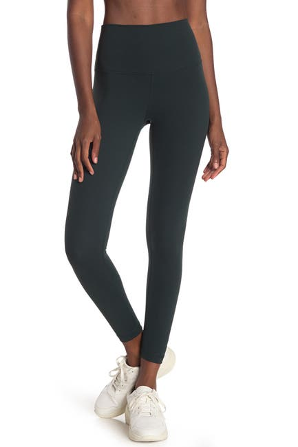 Image of 90 Degree By Reflex Superflex High Rise Elastic Free Ankle Leggings