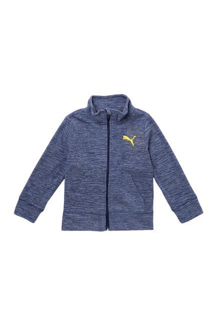 Image of PUMA Polar Fleece Zip Up Jacket
