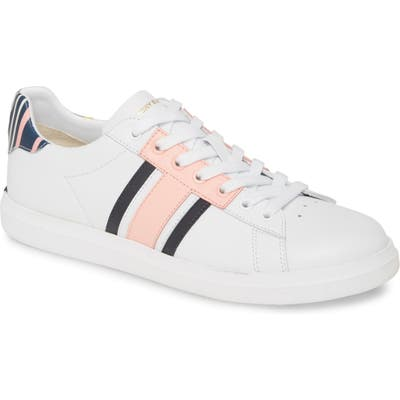 Tory Burch Howell Chevron Sneaker, Blue (Nordstrom Exclusive)