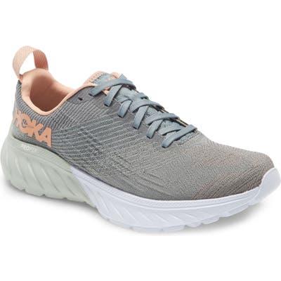 Hoka One One Mach 3 Running Shoe- Grey
