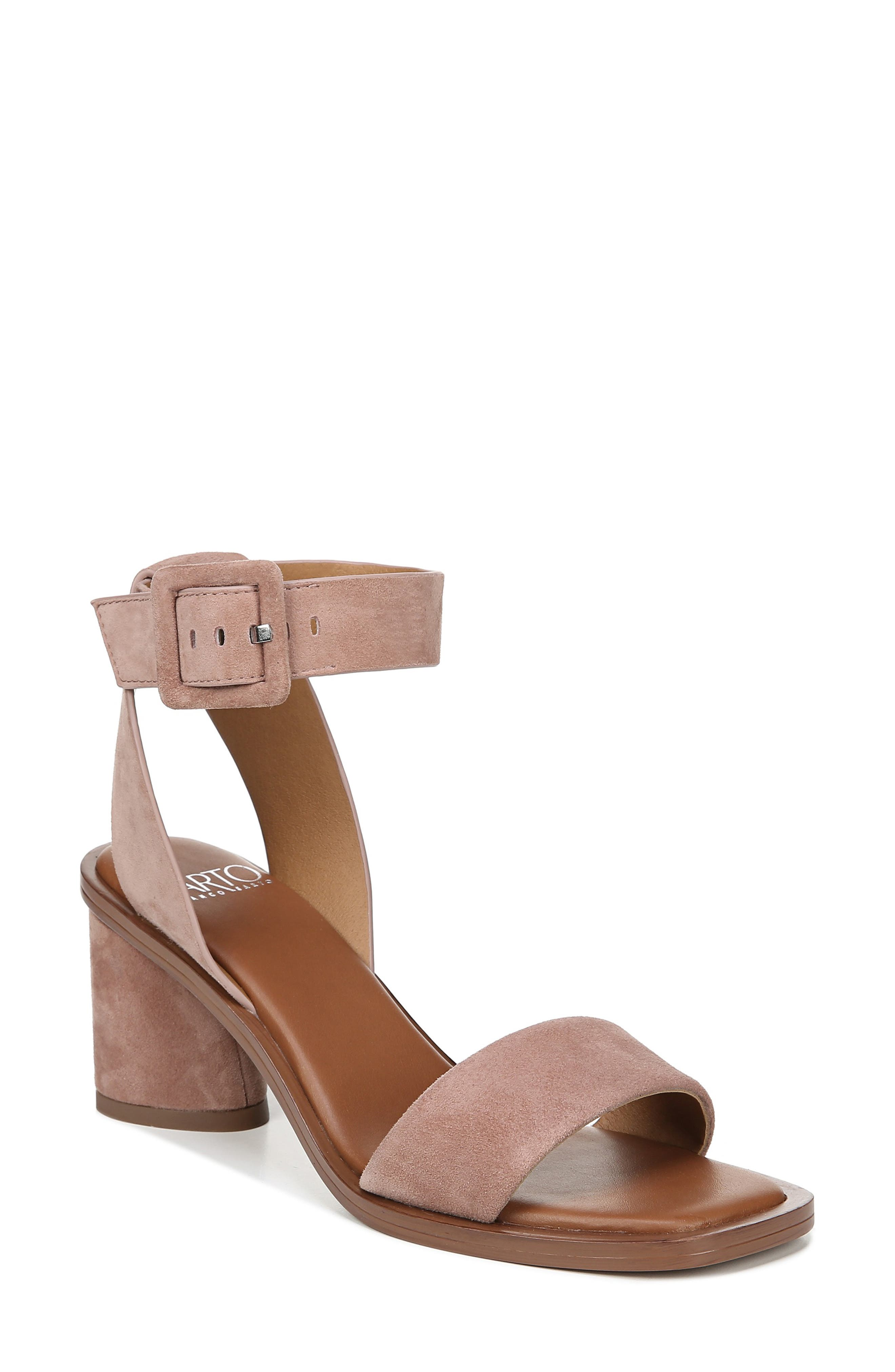 Sarto By Franco Sarto Risa Strap Sandal- Pink