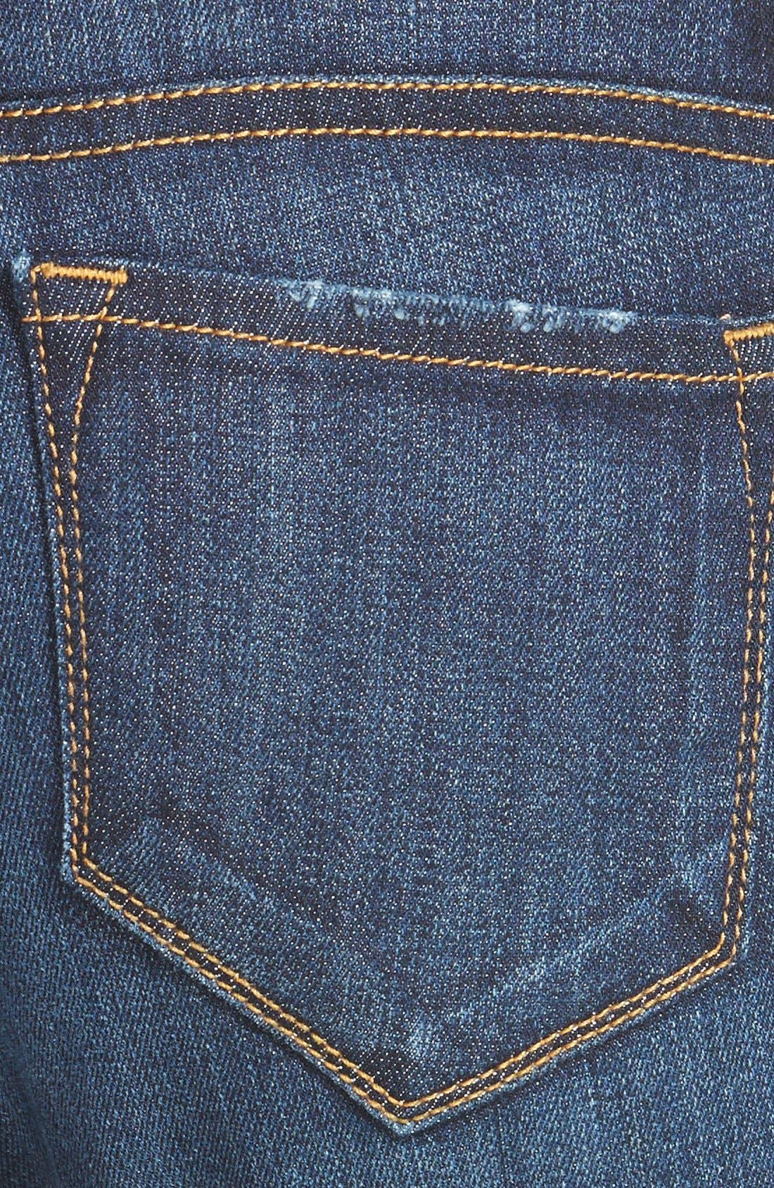 ,                             'Joey' Boyfriend Jeans,                             Alternate thumbnail 10, color,                             404