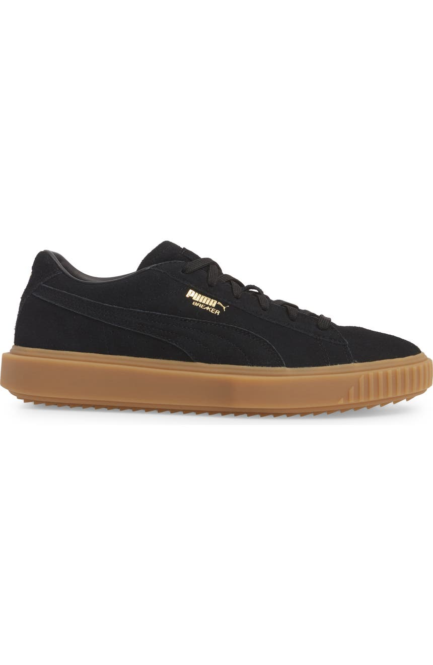 timeless design 688fa e55bd PUMA Breaker Suede Gum Low Top Sneaker (Men) | Nordstrom