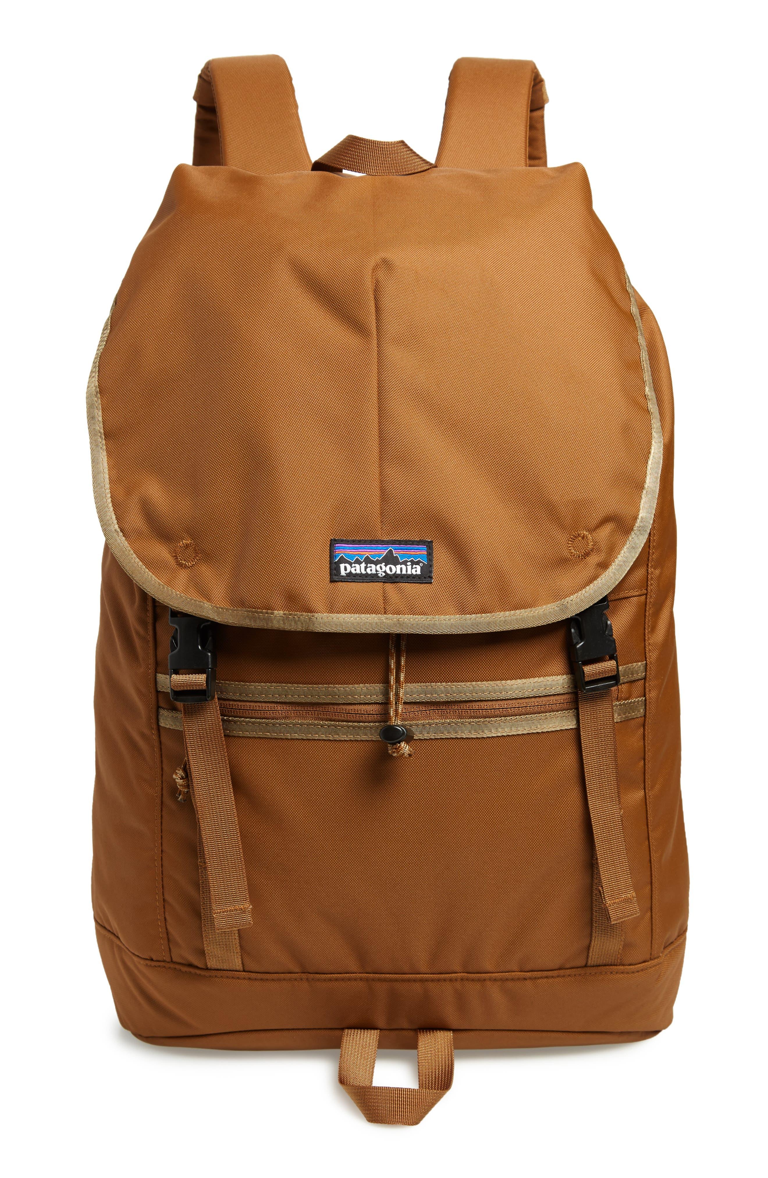 Patagonia Arbor Classic Backpack - Brown