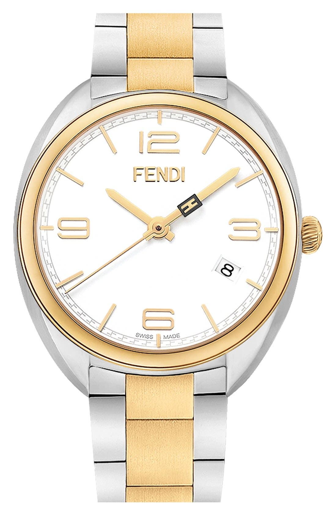 Image of FENDI Women's Momento Lady Bracelet Watch, 34mm