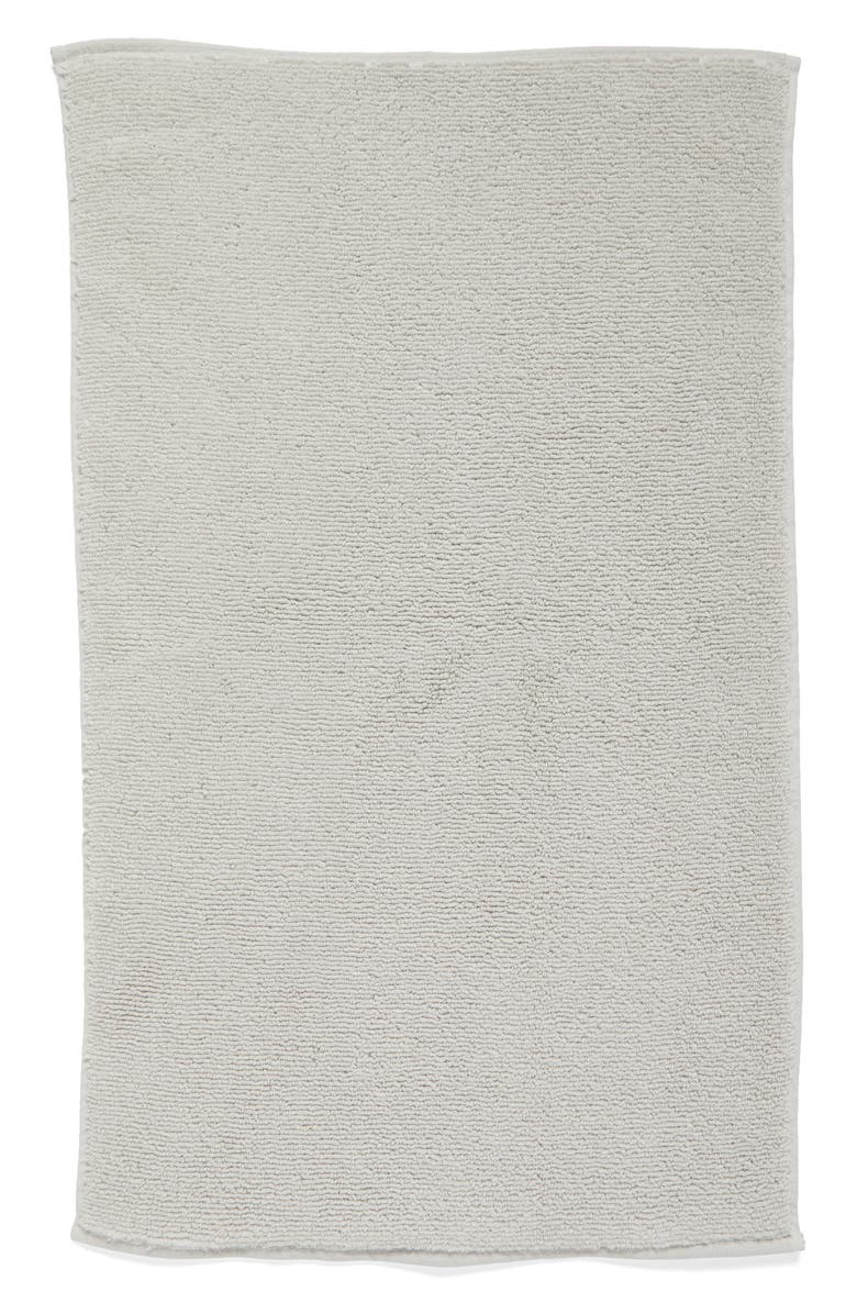 NORDSTROM AT HOME Hydrocotton Bath Mat, Main, color, GREY VAPOR