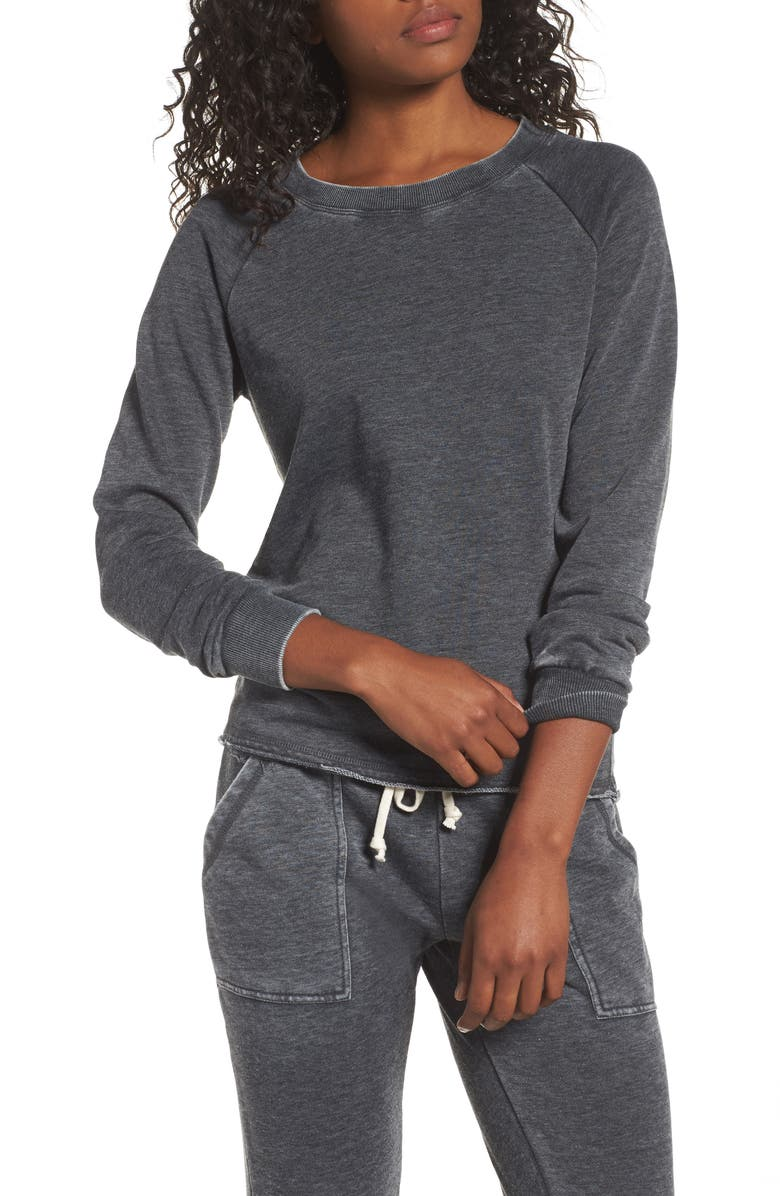 ALTERNATIVE Lazy Day Pullover, Main, color, 020