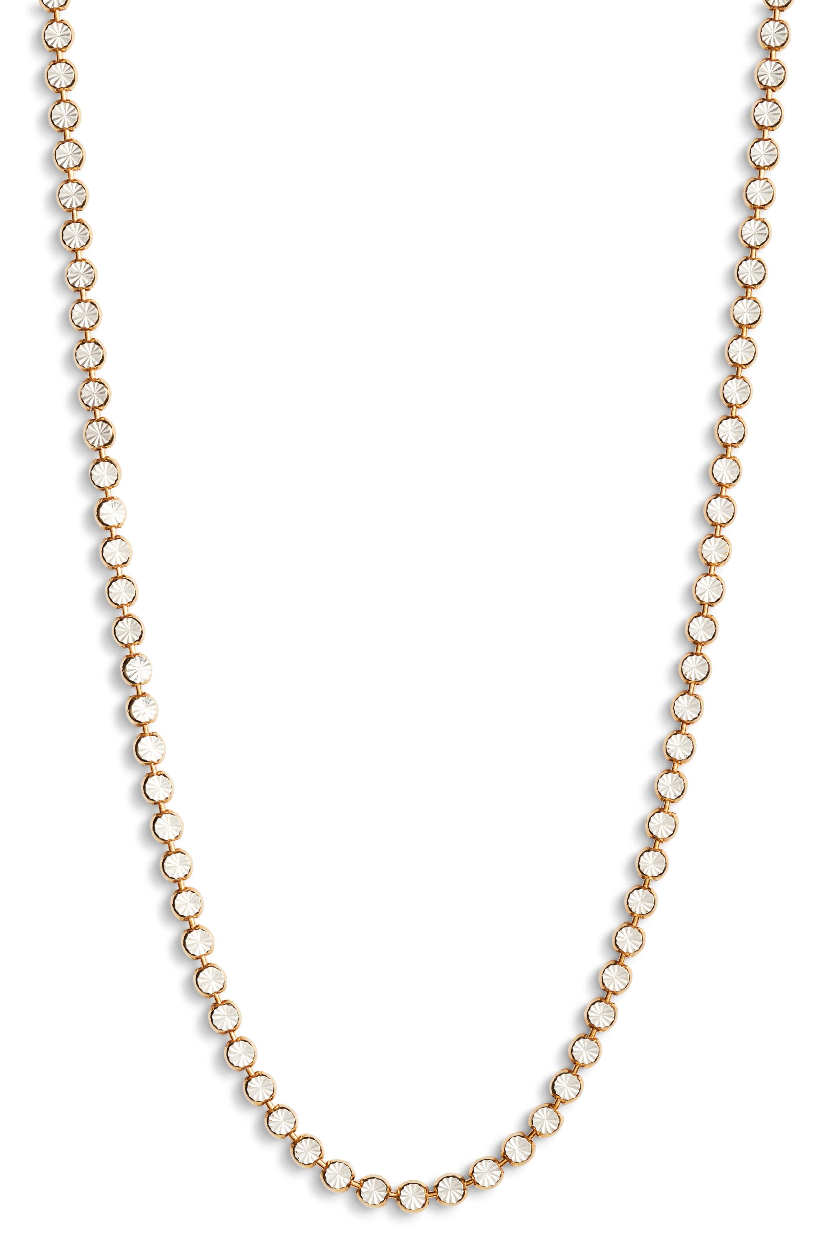 Dina Star Collar Necklace