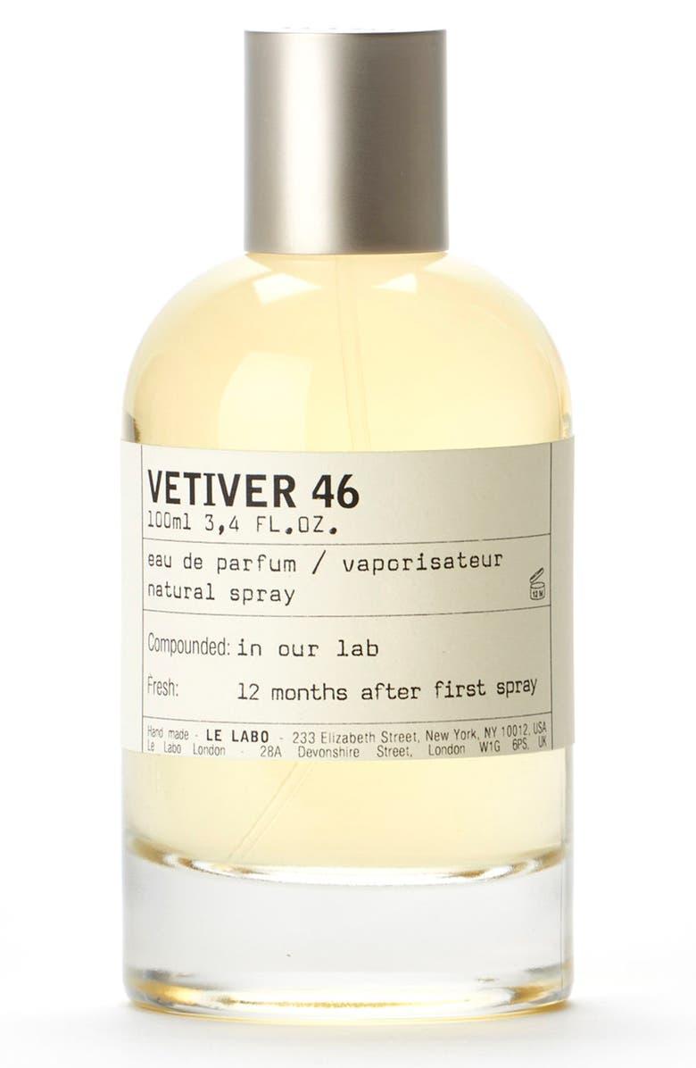 LE LABO 'Vetiver 46' Eau de Parfum, Main, color, NO COLOR