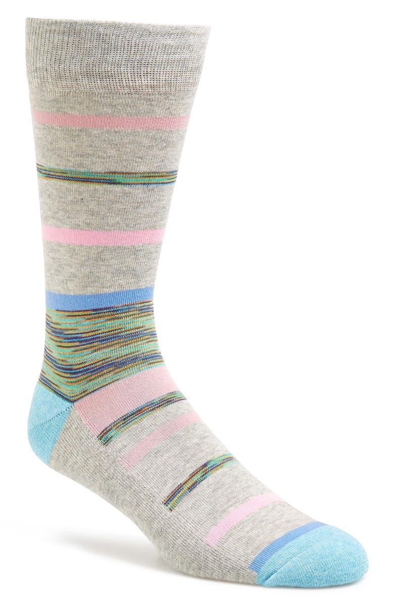 1901 Space Dye Socks, Main, color, 020