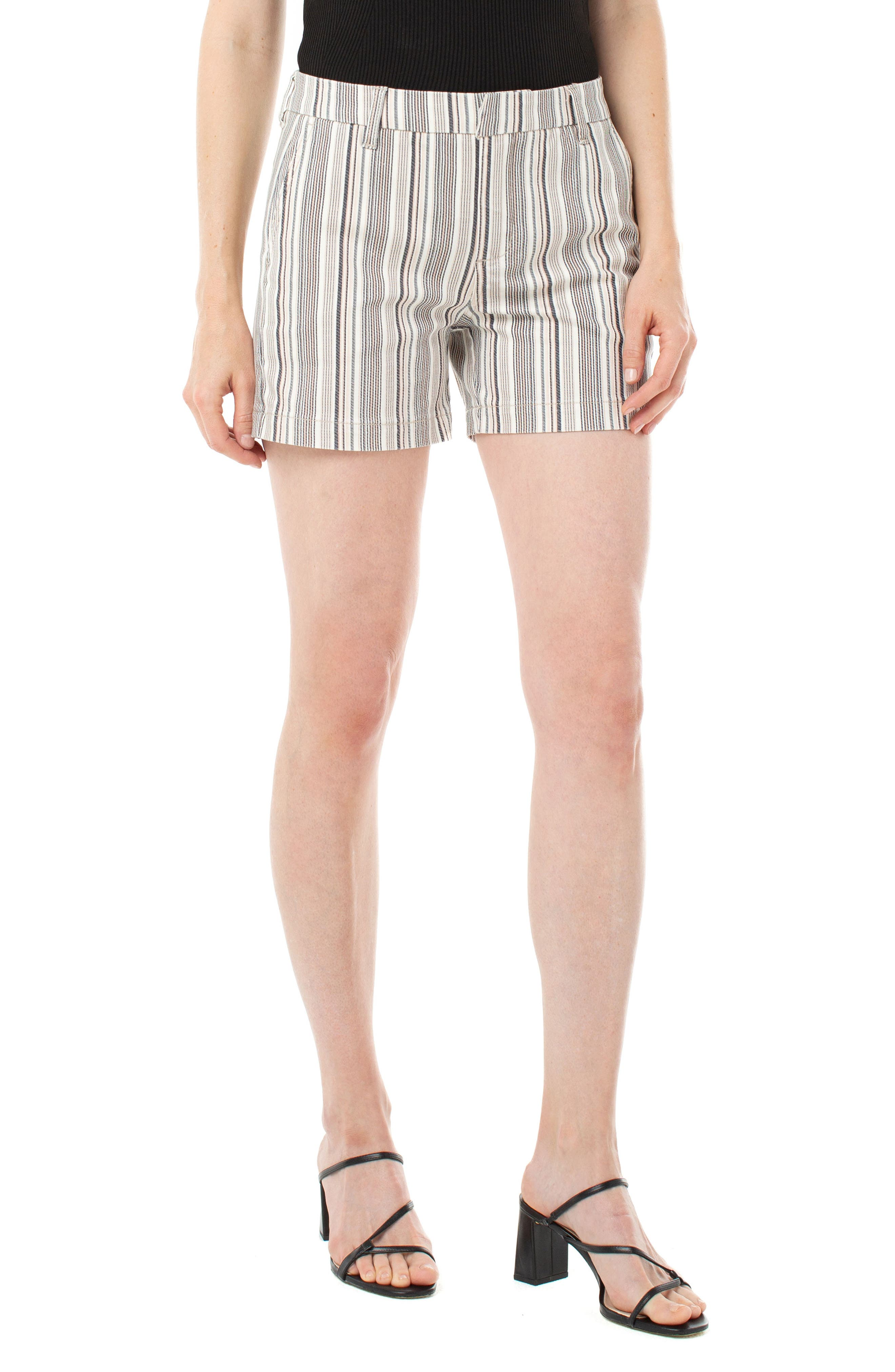 Add some fancy to your fun looks in these tailored trouser shorts you\\\'ll wear throughout the sunny season. Style Name: Liverpool Trouser Shorts. Style Number: 5964879. Available in stores.