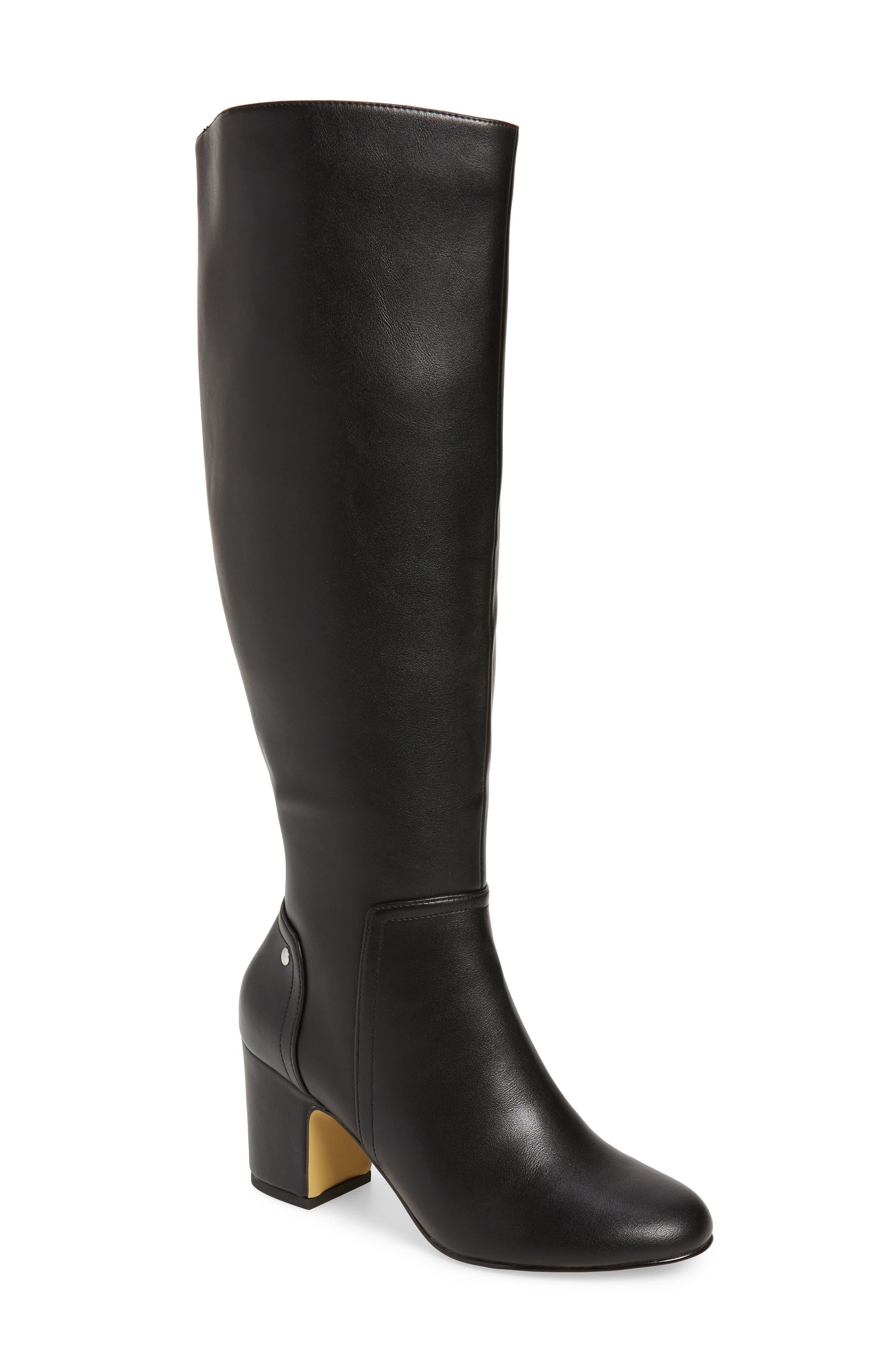 Bella Vita Kassidy II Knee High Boot (Women) (Wide Calf)