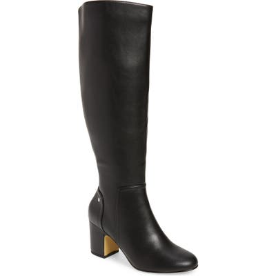 Bella Vita Kassidy Ii Knee High Boot, Black
