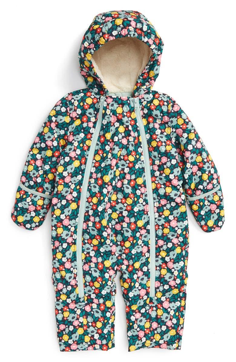 041442b15 Mini Boden Waterproof Snowsuit (Baby Girls & Toddler Girls) | Nordstrom
